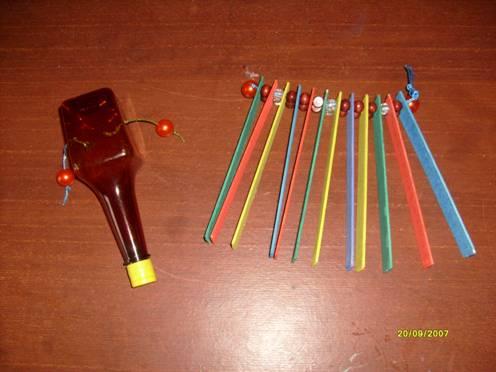 Самодельные музыкальные инструменты своими руками
