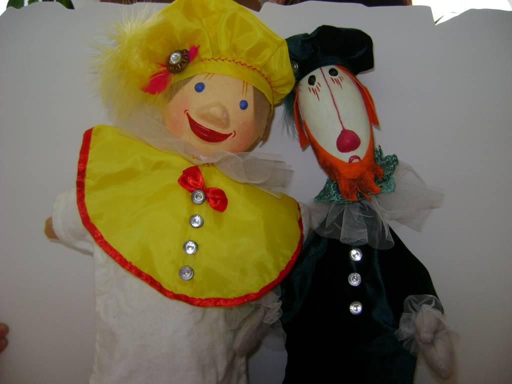 игра на знакомства для кукольного театра
